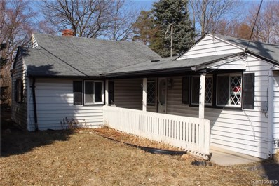 1043 S Dye Road, Flint Twp, MI 48532 - MLS#: 219029028