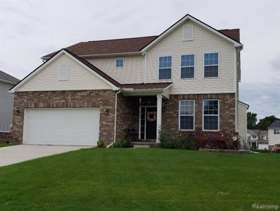 58053 Sunflower Circle N, Lyon Twp, MI 48165 - MLS#: 219029266