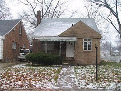 19400 Saint Marys Street, Detroit, MI 48235 - MLS#: 219029286