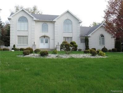 26390 Hidden Valley Drive, Farmington Hills, MI 48331 - MLS#: 219029576