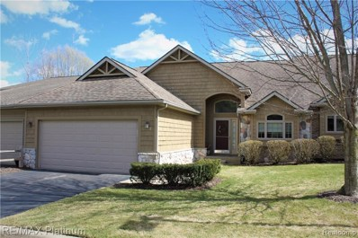 831 Mildred J Court, Brighton, MI 48116 - MLS#: 219029631