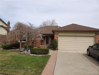 44350 Ausable Drive, Clinton Twp, MI 48038 - MLS#: 219030051
