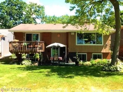 919 James K Boulevard, Sylvan Lake, MI 48341 - MLS#: 219030083