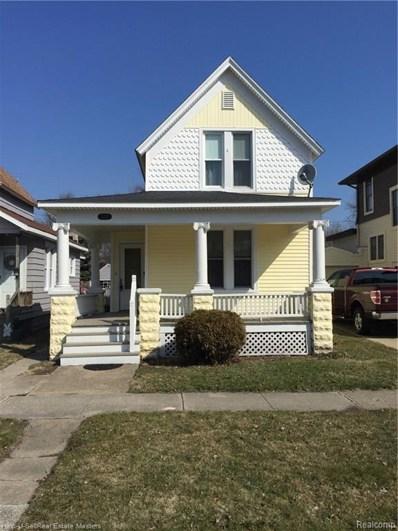1123 Church Street, Port Huron, MI 48060 - MLS#: 219030285