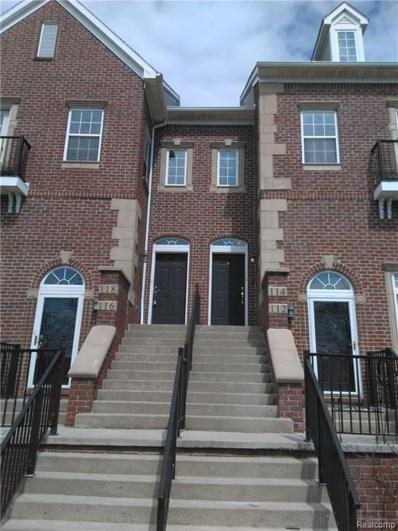 114 West Road, Trenton, MI 48183 - MLS#: 219030413