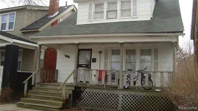 1629 Alter Road, Detroit, MI 48215 - MLS#: 219030494
