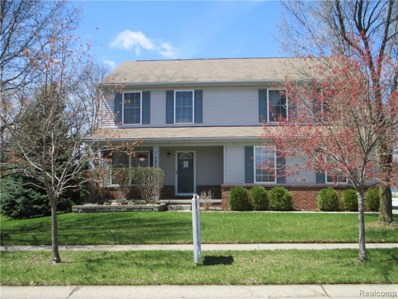 174 Chestnut Way, Linden, MI 48451 - MLS#: 219030646
