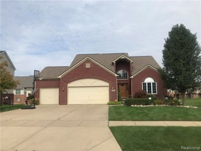 57302 Blossom Valley Trail, Lyon Twp, MI 48165 - MLS#: 219030901