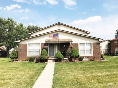 35500 Townley Drive UNIT 261, Sterling Heights, MI 48312 - MLS#: 219031094