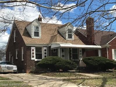 20432 Packard Street, Detroit, MI 48234 - MLS#: 219031107