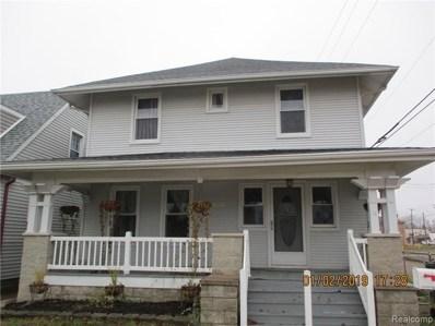 1026 5TH Street, Wyandotte, MI 48192 - MLS#: 219031135