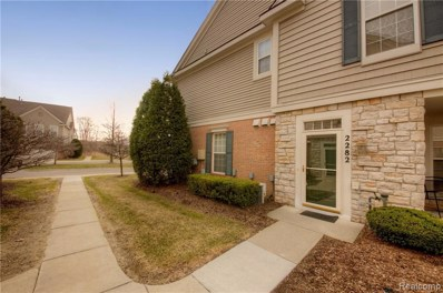 2282 Pinecroft Drive, Canton Twp, MI 48188 - MLS#: 219031349