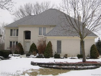 37680 McKenzie Court Court, Farmington Hills, MI 48331 - MLS#: 219031506