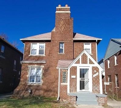 17563 Ohio Street, Detroit, MI 48221 - MLS#: 219031574