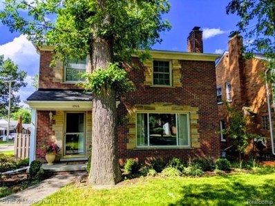 1866 Littlestone Road, Grosse Pointe Woods, MI 48236 - MLS#: 219031601