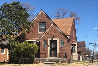 18400 Monte Vista Street, Detroit, MI 48221 - MLS#: 219031738
