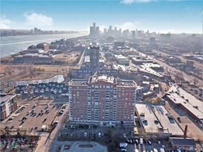 250 E Harbortown Drive UNIT 202, Detroit, MI 48207 - MLS#: 219031741