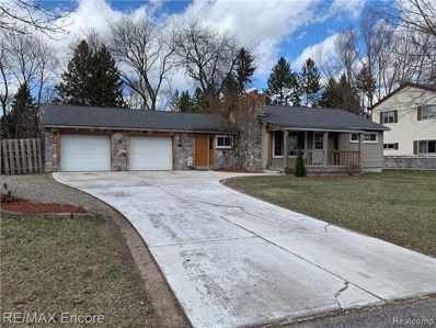 4440 Pinedale Avenue, Independence Twp, MI 48346 - MLS#: 219031757
