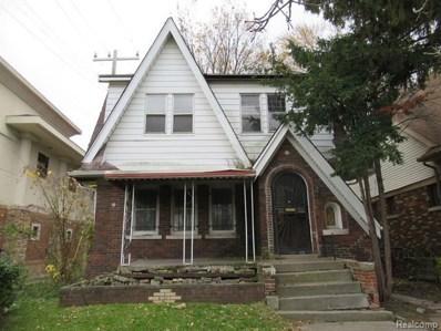 14318 Kilbourne Street, Detroit, MI 48213 - MLS#: 219031918