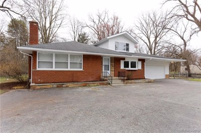 22295 Brookside Drive, Southfield, MI 48033 - MLS#: 219032171