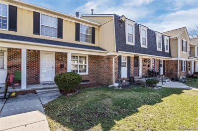 36332 Park Place Drive, Sterling Heights, MI 48310 - MLS#: 219032235