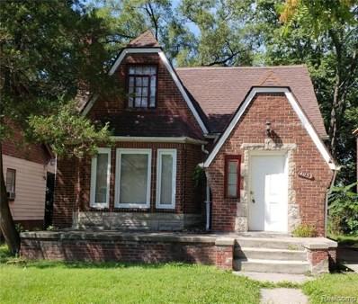 14033 Montrose Street, Detroit, MI 48227 - MLS#: 219032350