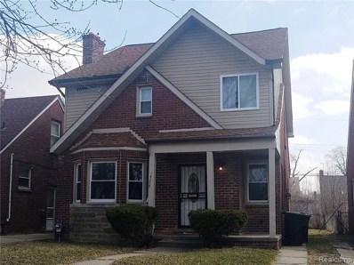 18258 Ilene Street, Detroit, MI 48221 - MLS#: 219032376