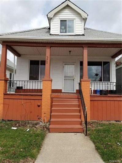 3965 Eldridge Street, Detroit, MI 48212 - MLS#: 219032466