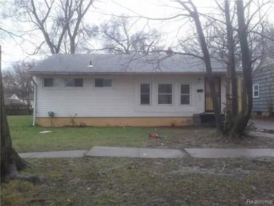 5417 Marja Street, Flint, MI 48505 - MLS#: 219032776