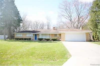 30075 Minglewood Lane, Farmington Hills, MI 48334 - MLS#: 219033155