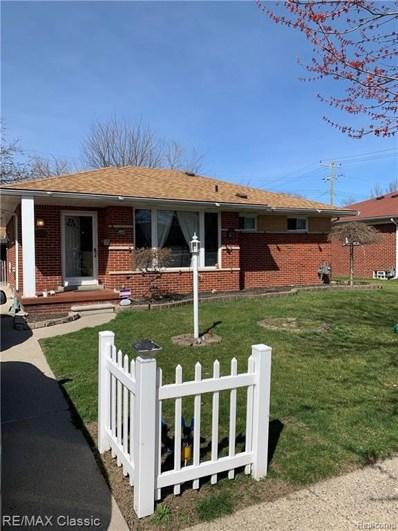 8383 Dixie Lane, Dearborn Heights, MI 48127 - MLS#: 219033264