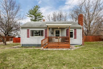 4800 Maycrest Drive, Waterford Twp, MI 48328 - MLS#: 219033379