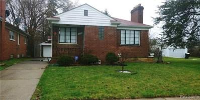 18945 Murray Hill Street, Detroit, MI 48235 - MLS#: 219033398