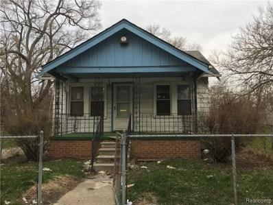 15757 Parkside Street, Detroit, MI 48238 - MLS#: 219033869