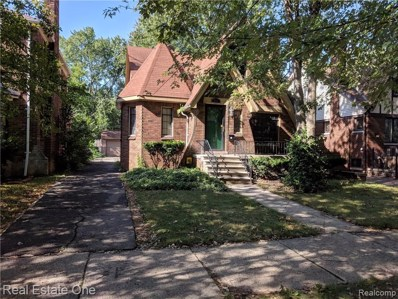 5101 Yorkshire Road, Detroit, MI 48224 - MLS#: 219033877