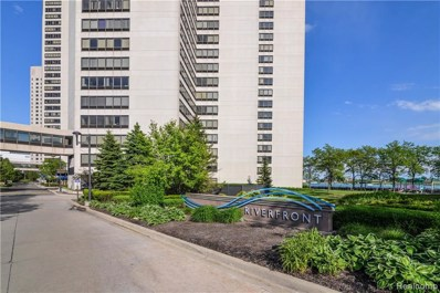 1001 W Jefferson Avenue UNIT 24C, Detroit, MI 48226 - MLS#: 219033946