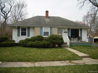 19975 Grandview Street, Detroit, MI 48219 - MLS#: 219033968