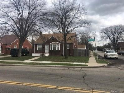 17500 Evergreen Rd Road, Detroit, MI 48219 - MLS#: 219033989