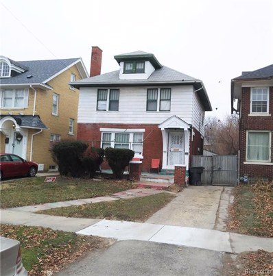 2486 Atkinson Street, Detroit, MI 48206 - MLS#: 219034083