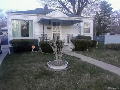 1147 Northwood Drive, Inkster, MI 48141 - MLS#: 219034087