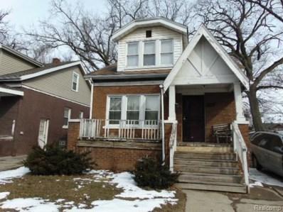 15738 Cherrylawn Street, Detroit, MI 48238 - MLS#: 219034088