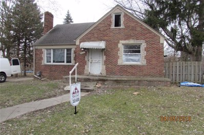 4565 Woodhall Street, Detroit, MI 48224 - MLS#: 219034342