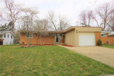 1659 Witherbee Drive, Troy, MI 48084 - MLS#: 219034707