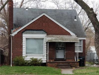 19477 Murray Hill Street, Detroit, MI 48235 - MLS#: 219034818