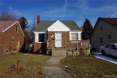 11366 Ward Street, Detroit, MI 48227 - MLS#: 219034980