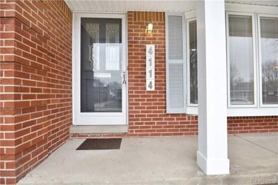 4114 Springer Avenue, Royal Oak, MI 48073 - MLS#: 219034998
