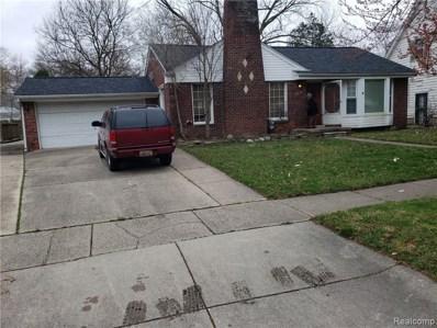 17636 Shaftsbury Avenue, Detroit, MI 48219 - MLS#: 219035014
