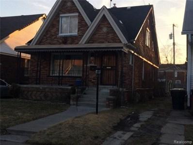249 Eastlawn Street, Detroit, MI 48215 - MLS#: 219035119