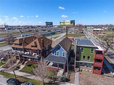 2537 Trumbull Avenue, Detroit, MI 48216 - MLS#: 219035226