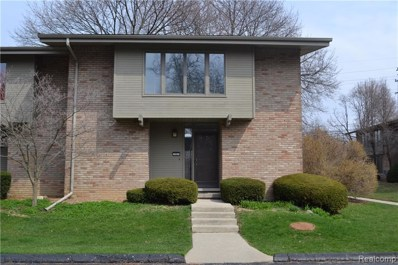 353 Concord Place, Bloomfield Twp, MI 48304 - #: 219035357